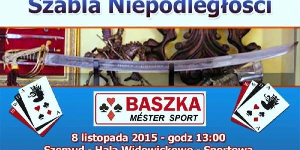 Szemud. Szabla Niepodległości. Gala Masters Polska – Kaszëbë.