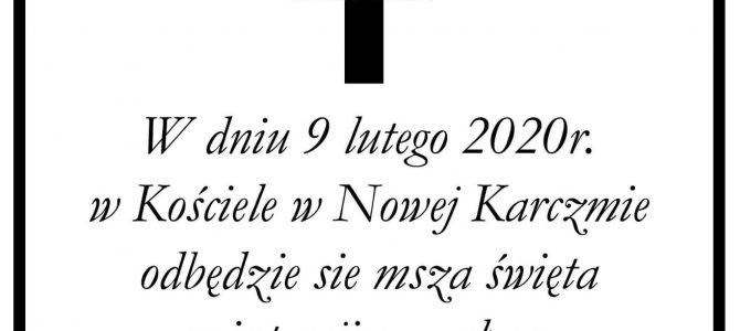 Msza święta w intencji Mirosława Ugowskiego